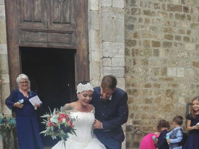 Il matrimonio di Marco e Gloria a Montalcino, Siena 4