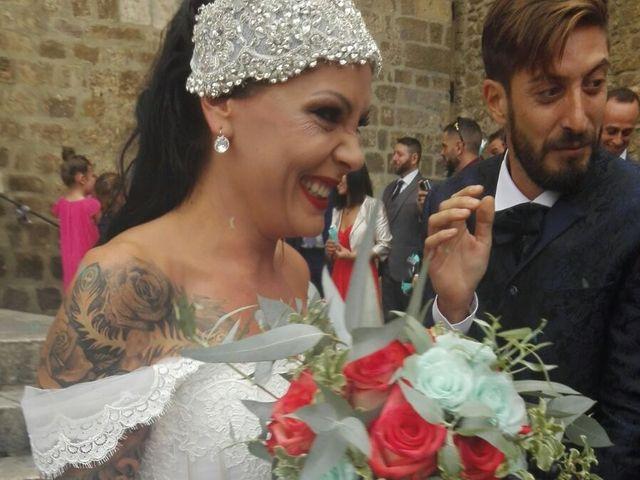 Il matrimonio di Marco e Gloria a Montalcino, Siena 5