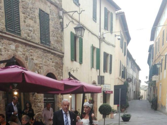 Il matrimonio di Marco e Gloria a Montalcino, Siena 6