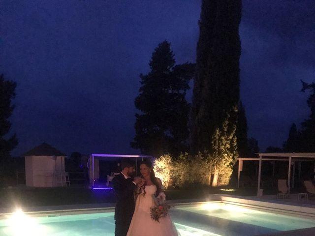 Il matrimonio di Marco e Gloria a Montalcino, Siena 7
