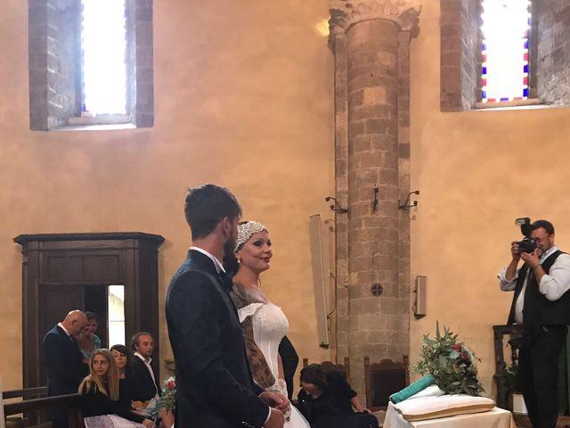 Il matrimonio di Marco e Gloria a Montalcino, Siena 8