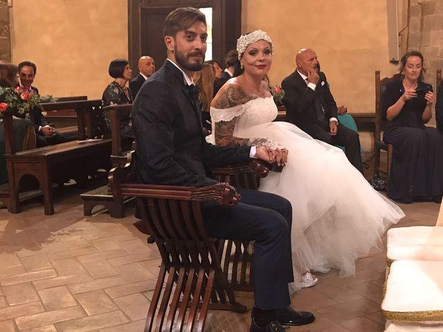 Il matrimonio di Marco e Gloria a Montalcino, Siena 9