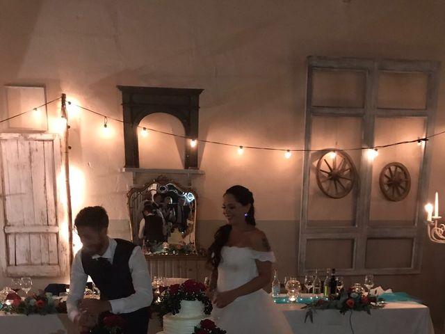 Il matrimonio di Marco e Gloria a Montalcino, Siena 13