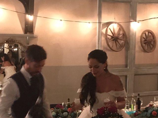 Il matrimonio di Marco e Gloria a Montalcino, Siena 14