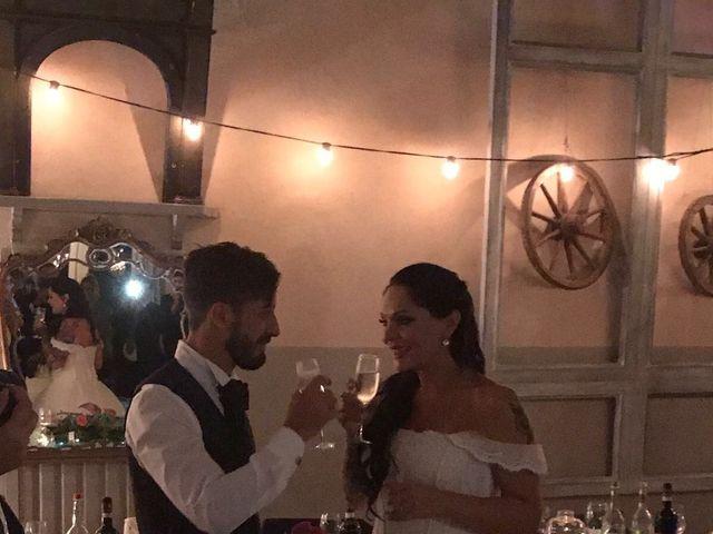 Il matrimonio di Marco e Gloria a Montalcino, Siena 15