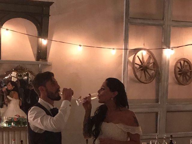 Il matrimonio di Marco e Gloria a Montalcino, Siena 16