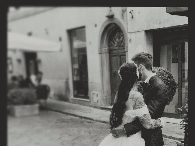 Il matrimonio di Marco e Gloria a Montalcino, Siena 17