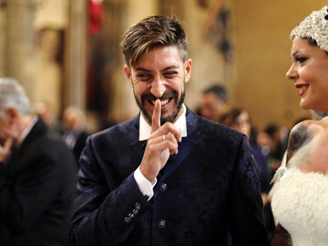 Il matrimonio di Marco e Gloria a Montalcino, Siena 26