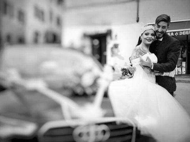Il matrimonio di Marco e Gloria a Montalcino, Siena 30