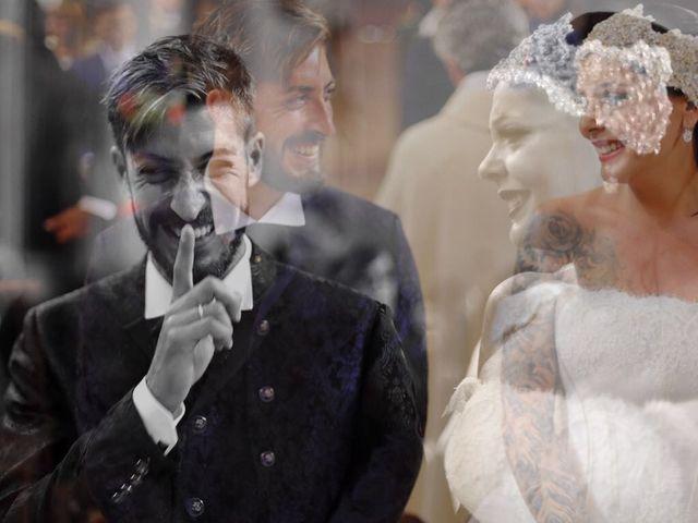 Il matrimonio di Marco e Gloria a Montalcino, Siena 31