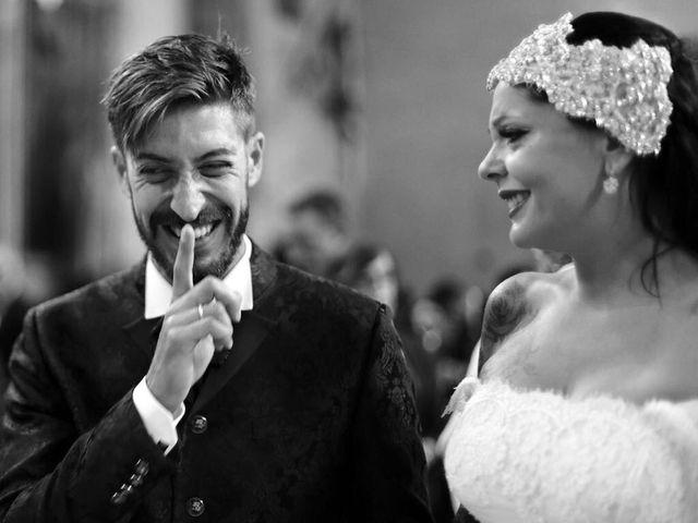 Il matrimonio di Marco e Gloria a Montalcino, Siena 33