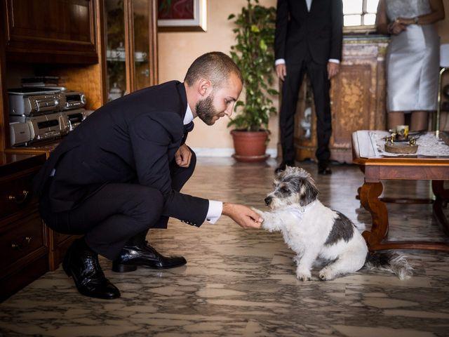 Il matrimonio di Valerio e Valentina a Roma, Roma 12