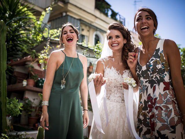 Il matrimonio di Valerio e Valentina a Roma, Roma 18