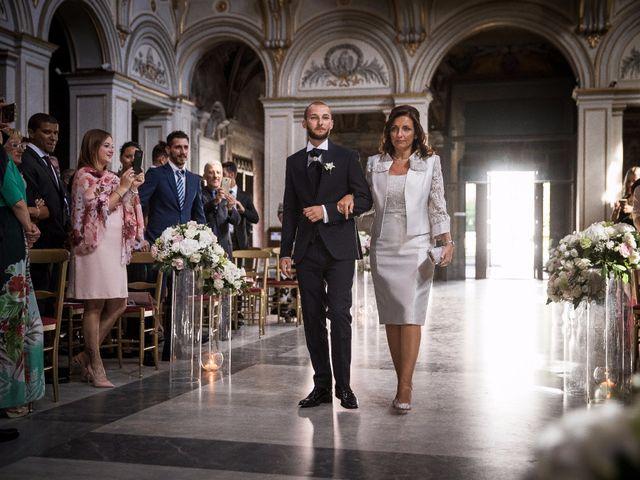 Il matrimonio di Valerio e Valentina a Roma, Roma 20