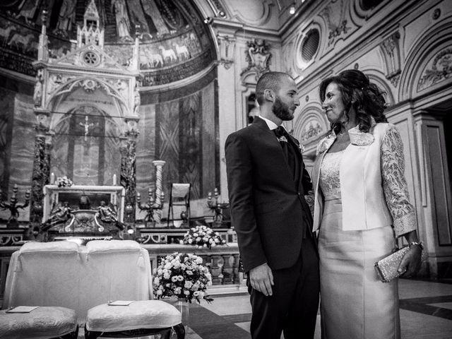 Il matrimonio di Valerio e Valentina a Roma, Roma 21