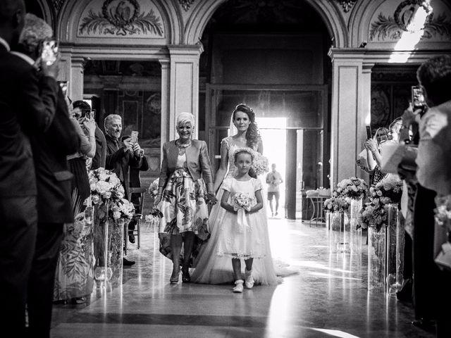 Il matrimonio di Valerio e Valentina a Roma, Roma 23