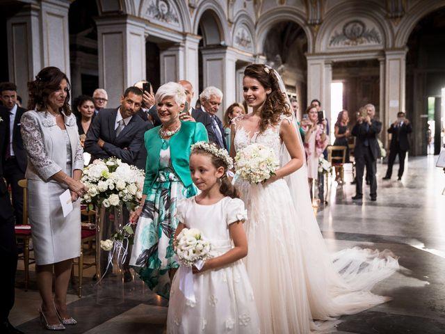 Il matrimonio di Valerio e Valentina a Roma, Roma 24