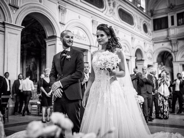 Il matrimonio di Valerio e Valentina a Roma, Roma 25