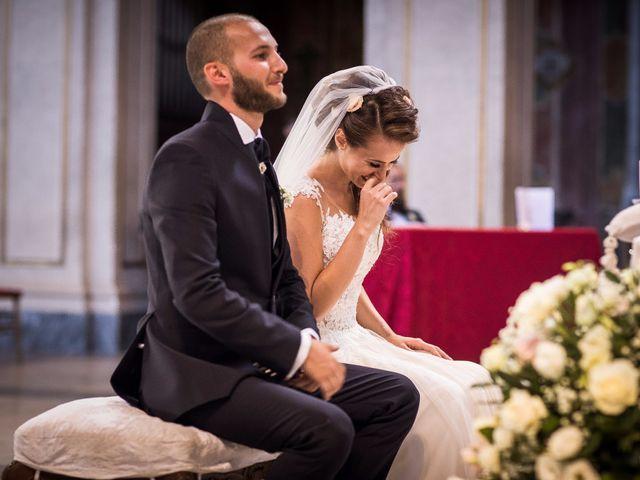 Il matrimonio di Valerio e Valentina a Roma, Roma 27
