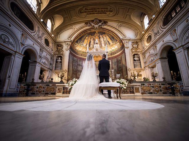 Il matrimonio di Valerio e Valentina a Roma, Roma 33
