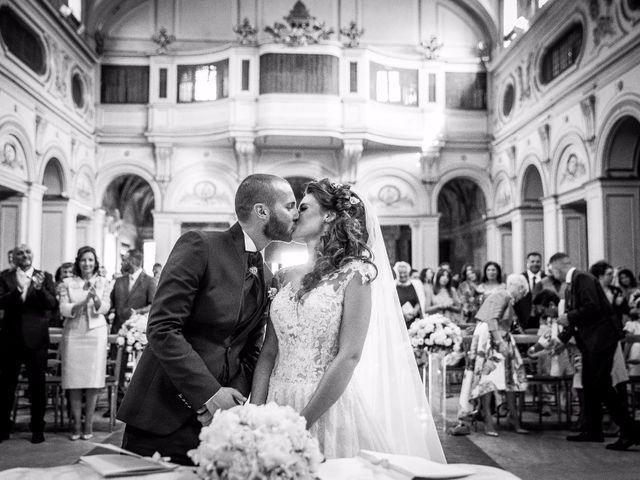 Il matrimonio di Valerio e Valentina a Roma, Roma 1