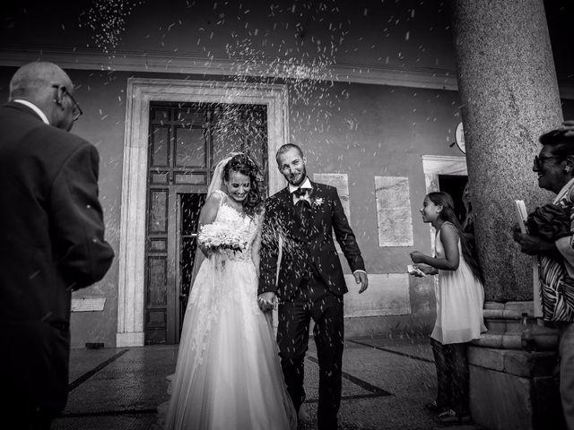 Il matrimonio di Valerio e Valentina a Roma, Roma 35