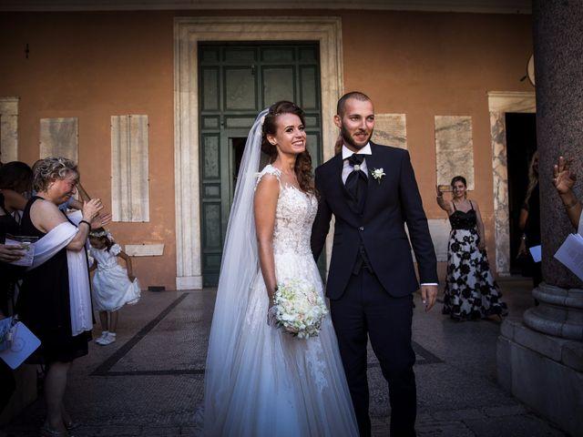 Il matrimonio di Valerio e Valentina a Roma, Roma 36