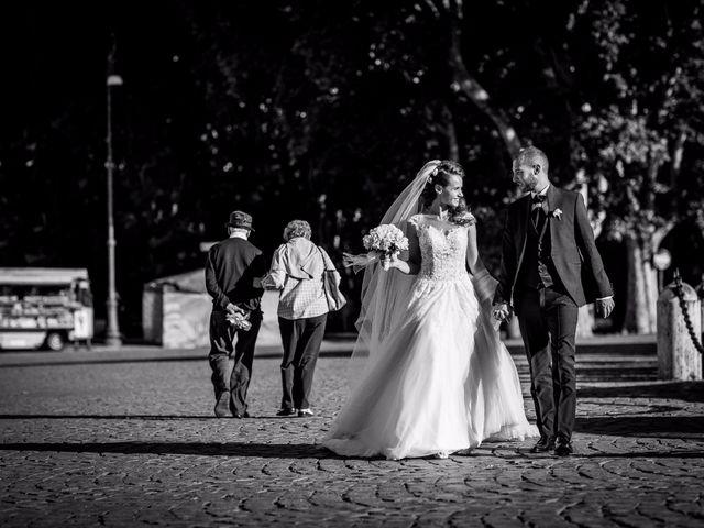 Il matrimonio di Valerio e Valentina a Roma, Roma 41