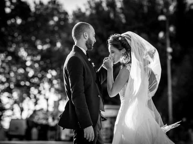 Il matrimonio di Valerio e Valentina a Roma, Roma 44