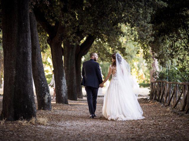 Il matrimonio di Valerio e Valentina a Roma, Roma 45