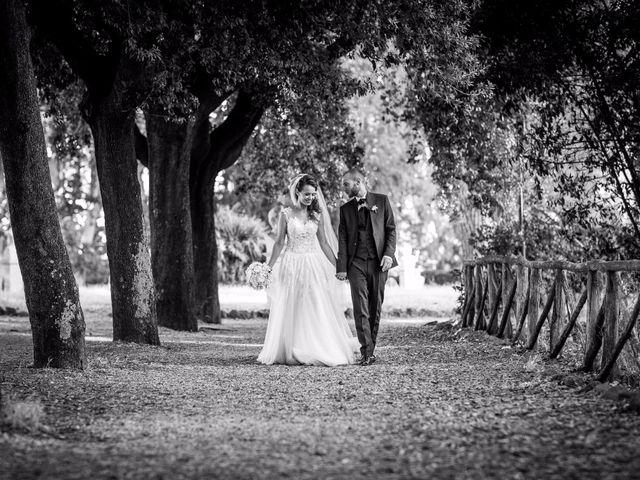 Il matrimonio di Valerio e Valentina a Roma, Roma 46