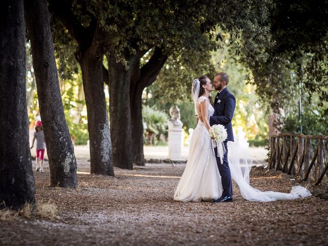 Il matrimonio di Valerio e Valentina a Roma, Roma 47