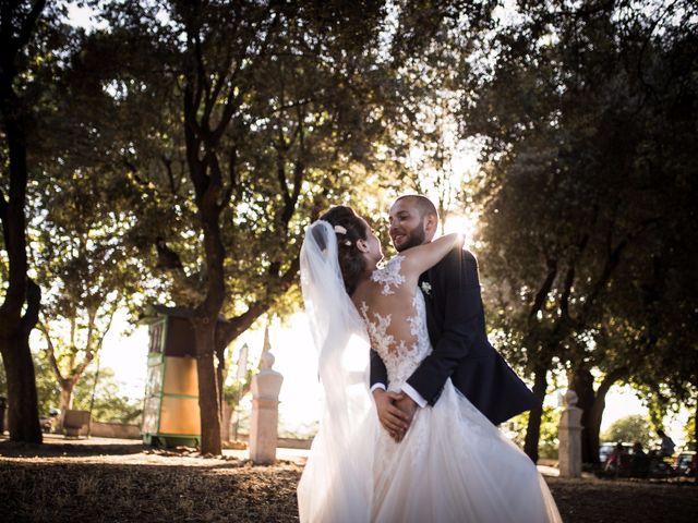 Il matrimonio di Valerio e Valentina a Roma, Roma 52