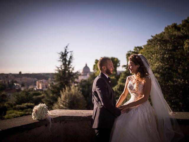Il matrimonio di Valerio e Valentina a Roma, Roma 53