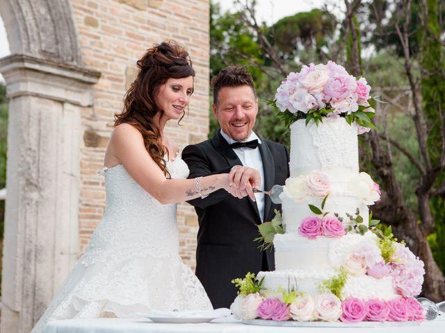 Le nozze di Luana e Walter