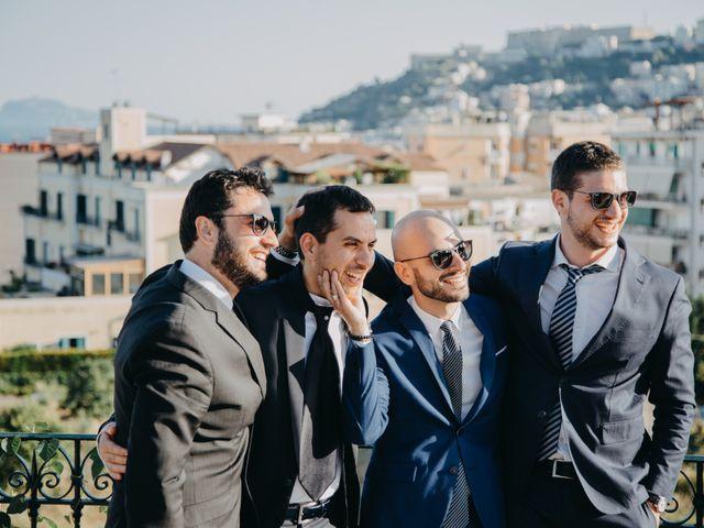 Il matrimonio di Fulvio e Valeria a Napoli, Napoli 17