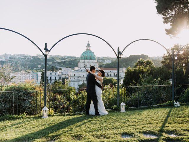 Il matrimonio di Fulvio e Valeria a Napoli, Napoli 21