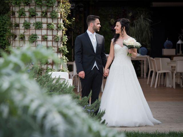 Le nozze di Cristina e Antonello