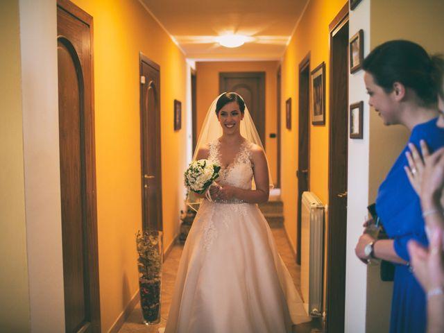 Il matrimonio di Emanuele e Veronica a Settefrati, Frosinone 29