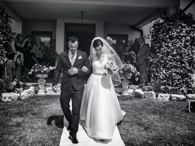 Il matrimonio di Emanuele e Veronica a Settefrati, Frosinone 30