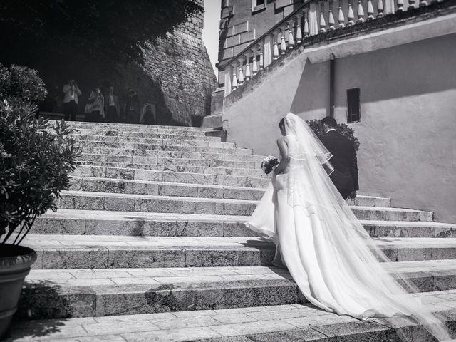 Il matrimonio di Emanuele e Veronica a Settefrati, Frosinone 31