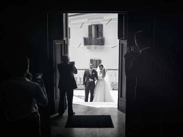 Il matrimonio di Emanuele e Veronica a Settefrati, Frosinone 33