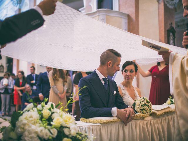 Il matrimonio di Emanuele e Veronica a Settefrati, Frosinone 38