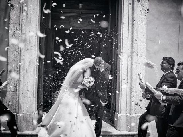 Il matrimonio di Emanuele e Veronica a Settefrati, Frosinone 40