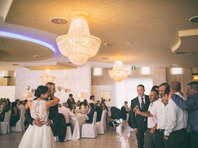 Il matrimonio di Emanuele e Veronica a Settefrati, Frosinone 50