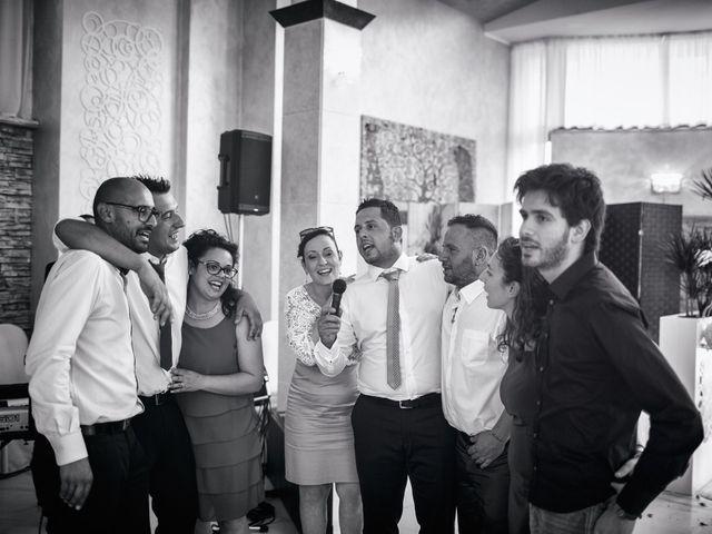Il matrimonio di Emanuele e Veronica a Settefrati, Frosinone 56