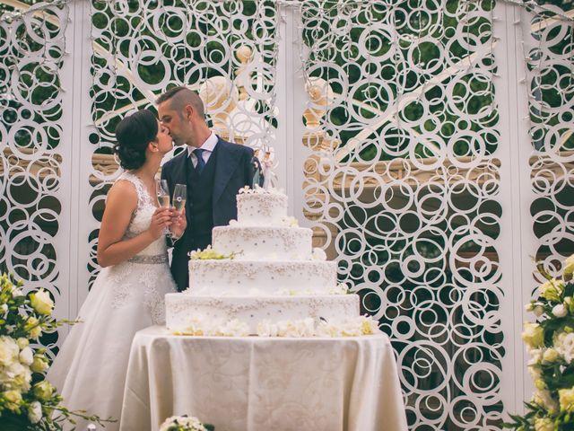 Il matrimonio di Emanuele e Veronica a Settefrati, Frosinone 75