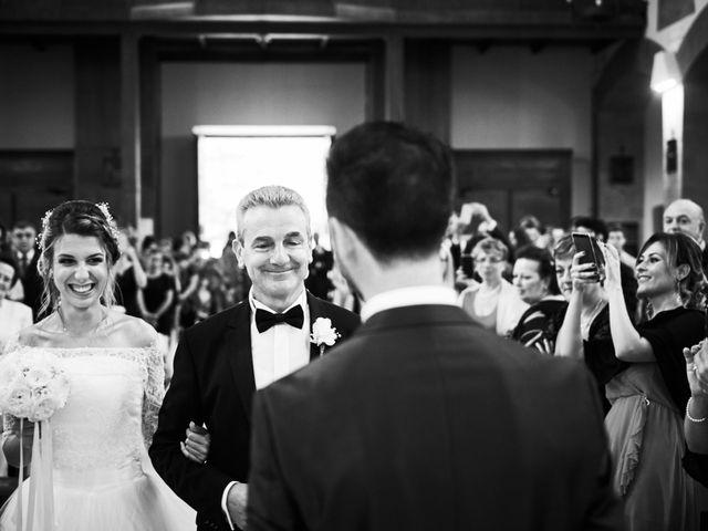 Il matrimonio di Gennaro e Jessica a Latina, Latina 39