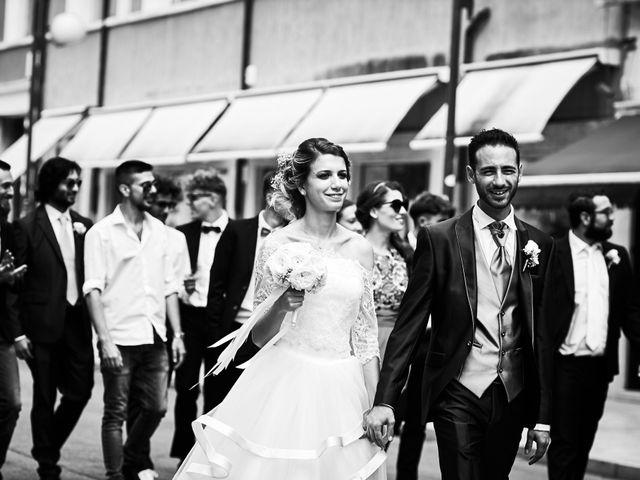 Il matrimonio di Gennaro e Jessica a Latina, Latina 61