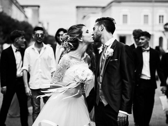 Il matrimonio di Gennaro e Jessica a Latina, Latina 63